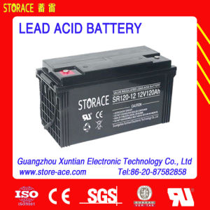 12V 120ah SMF Value Regulated Lead Acid Battery pictures & photos