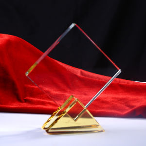 New Arrival Simple Crystal Trophy (KS-045009) pictures & photos