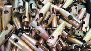 Fastener Used on Elevator Rope Fastener pictures & photos