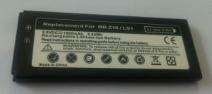 Mobile Phone Battery for Blackberry Z10 pictures & photos