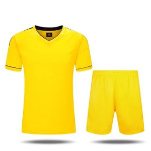 Made in China Man Football Shirt and Tops Soccer Football Jersey pictures & photos