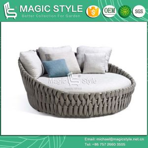 New Design Tape Weaving Daybed Strip Daybed Bandage Weaving Daybed pictures & photos