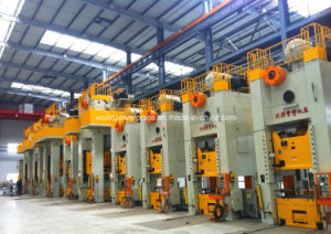Close Type H Frame Eccentric Gear Drive Mechanical Power Press (JS31) pictures & photos