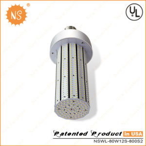 UL, Lm79 Lm80 250W Metal Halide Replacement E39 Mogul 80W LED Light Bulb