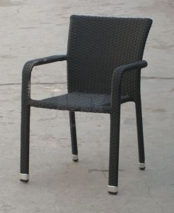 Rattan Dining Arm Chair Outdoor Furniture Wicker Chair pictures & photos