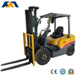 Brand New 3ton Diesel Forklift Truck with Tcm Technology pictures & photos