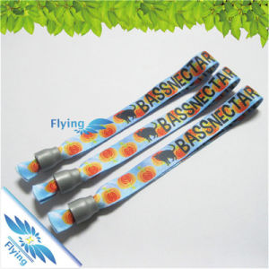 Charm Wristbands Sublimation Fabric Festival Beads Gifts for Party