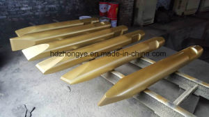 Rammer Series S21, E63; G80, 90 Chisels for Excavator Spare Parts pictures & photos
