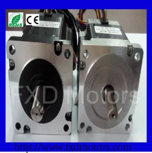 2 Phase 86mm Motor for Laser Cutting Machine pictures & photos