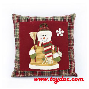 Stuffed Snowman Christmas Cushions pictures & photos