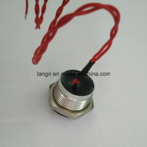 12mm Aluminum Prolongated Pulse Piezo Switch with High Quality pictures & photos
