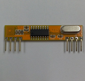 434MHz Ask RF Superheterodyne Wireless Receiver Module (CY06)