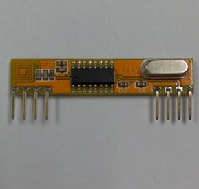 434MHz Ask RF Superheterodyne Wireless Receiver Module (CY06)