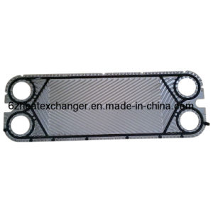 Heat Exchanger Plate for Oil and Water Cooling (equal M10B/M10M)