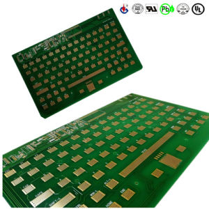 Multilayer Computer Keyboard Rigid PCB Circuit Board with Carbon Ink pictures & photos