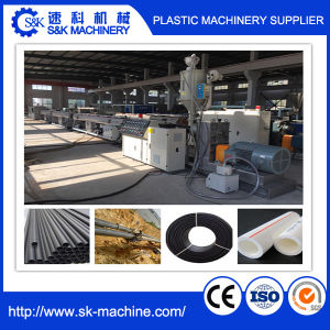 Large Diameter HDPE Water Supply Pipe Extrusion Machine pictures & photos
