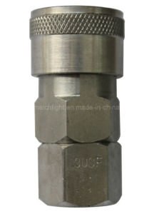 Stainless Steel Pneumatic Quick Coupler for Connecting Air Tools pictures & photos