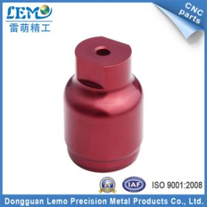 Colorized Anodized Customized CNC Machining Turned Part (LM-878) pictures & photos