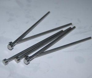 High Precision Standard Nitrided Ejector Pin of Plastic Injection Moulding pictures & photos