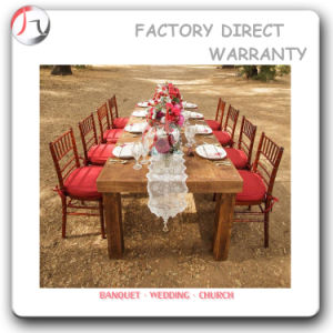 Dining Ceremony Wooden Catering Chiavari Chairs (AT-43) pictures & photos