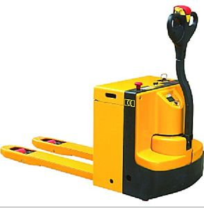 Hot Selling 2.5ton Electric Pallet Truck Dbc-2.5 pictures & photos