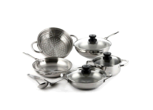 Good Quality Stainless Steel Cookware Kitchenware Set