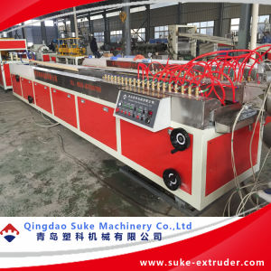 PVC Marble Profile Edging Line Extrusion Making Machine pictures & photos