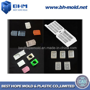 Laboratory Embedding Cassette Injection Plastic Mold (BHM-AEC210) pictures & photos