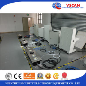 Under Vehicle Surveillance System AT3300 Under Vehicle Inspection system for Airport use under car bomb detector pictures & photos