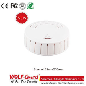 Smoke Detector with Photoelectric Wireless or Wired pictures & photos