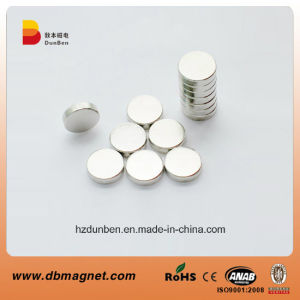 N38 Disc Sintered Neodymium Magnets pictures & photos