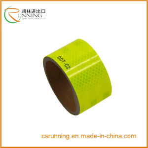 DOT-C2 Reflective Conspicuity Tape Safety Sticker Roll pictures & photos