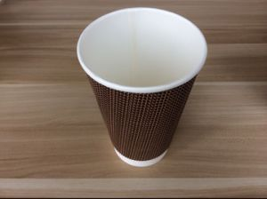 Double Wall Hot Drinking Cup pictures & photos