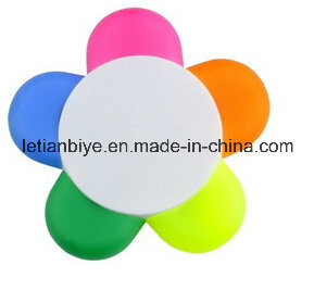 Flower Pen Multi Colored Highlighter Pen (LT-C272) pictures & photos