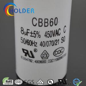 AC Motor Capacitor (CBB60 805/450) pictures & photos