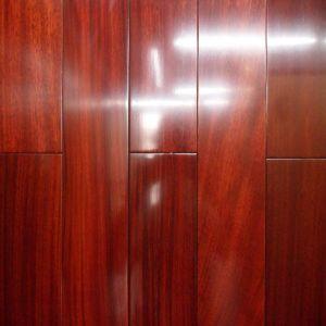 Guangzhou Manufacturer Solid Mahogany Wood Flooring