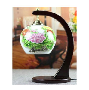 Chinese Painting Porcelain Table Lamp La-14 pictures & photos