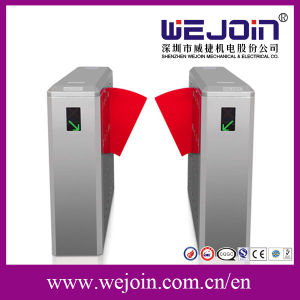 Fashionable Full-Automatic Flap Barrier Wing Barrier for Card Reader pictures & photos