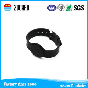 RFID Stretch Wristband or Elastic Band for Music Festival/Gift pictures & photos