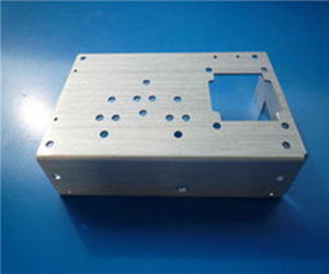 Laser Perforated Metal Box, Protective Shell for Appliance, Precise CNC Machining Enclosure Box pictures & photos