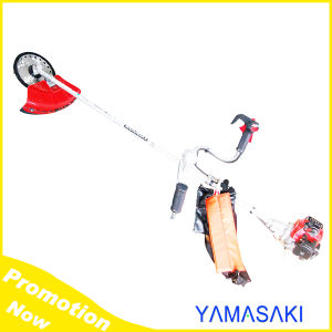 Straight Drive Shaft Bike Type Handle Gasoline Brush Cutter pictures & photos