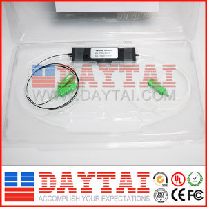Hot Sale 1310/1490/1550nm Fiber Optic Wdm Pon Fwdm pictures & photos