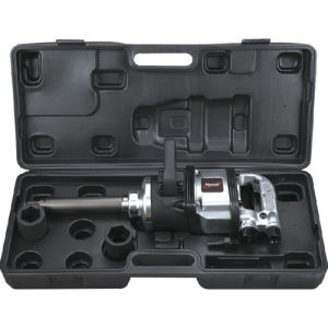6 PC 1′′ H. D. Extended Anvil Air Impact Wrench Kit (Pinless Hammer) (AT-4500K) pictures & photos