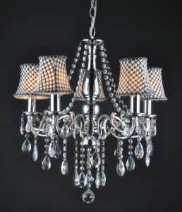 Modern Simple Home Lampshade Chandelier (KA9227-5) pictures & photos