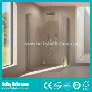 High Class Folding Shower Door Can Be Opened From 2 Sides (SE304N)