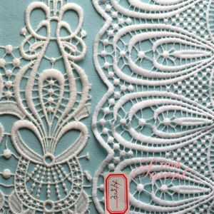 Embroidery Fabric for Lady′s Dress pictures & photos