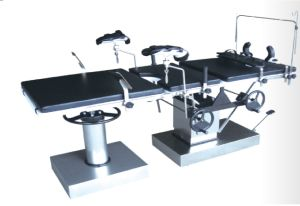 Manual Universal Operating Table for Obstetric Surgery Jyk-B7203 pictures & photos