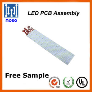 Custom-Made 94V0 Aluminum PCB for LED Light pictures & photos