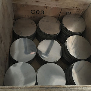 Baosteel Material Stainless Steel Circles 201 pictures & photos