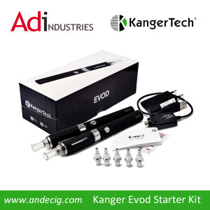 Original Kanger Evod Starter Kit, Comes with Evod 650mAh Battery pictures & photos